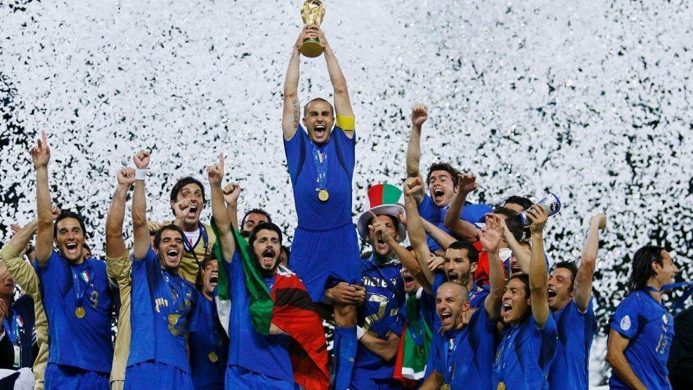 Alemania 2006 Fabio Cannavaro, el poder defensivo de Italia