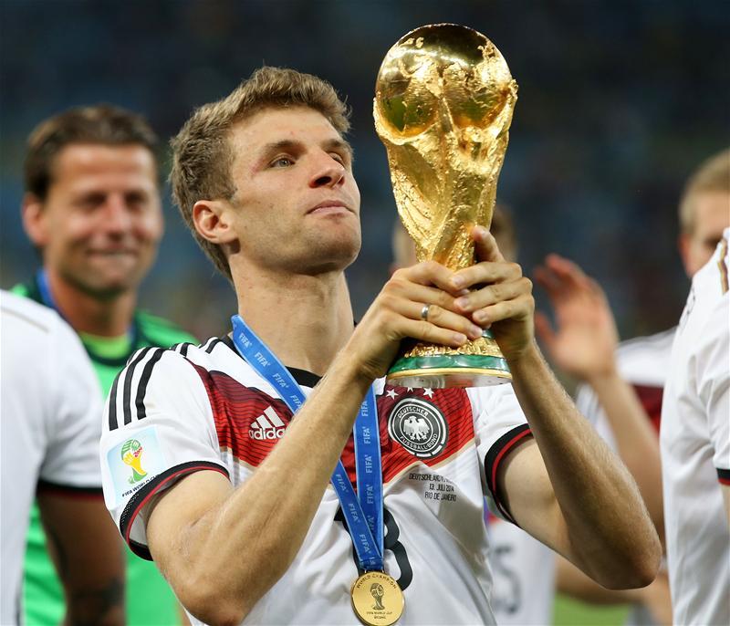 Brasil 2014 Thomas Müller lleva a Alemania al título