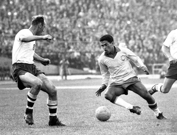 Chile 1962 Garrincha aparece para dar a Brasil su segundo mundial