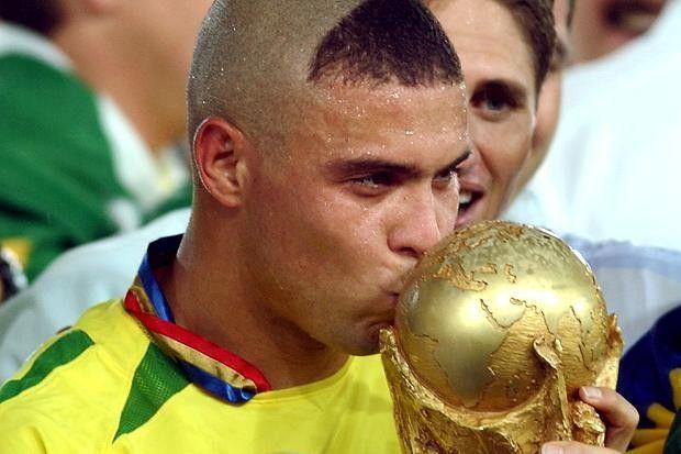 Corea del Sur – Japón 2002 Ronaldo encumbra a Brasil