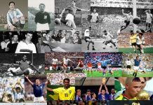 El jugador estrella en todos los mundiales de fútbol