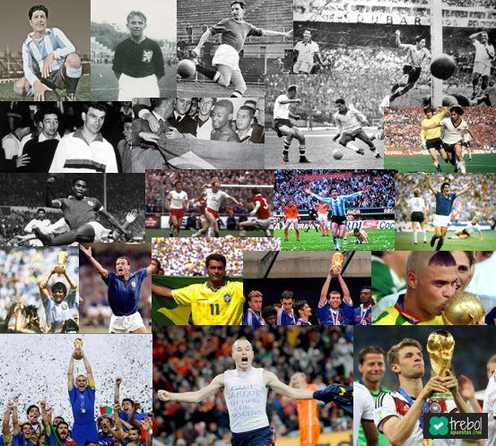 Jugador estrella en todos los mundiales de fútbol