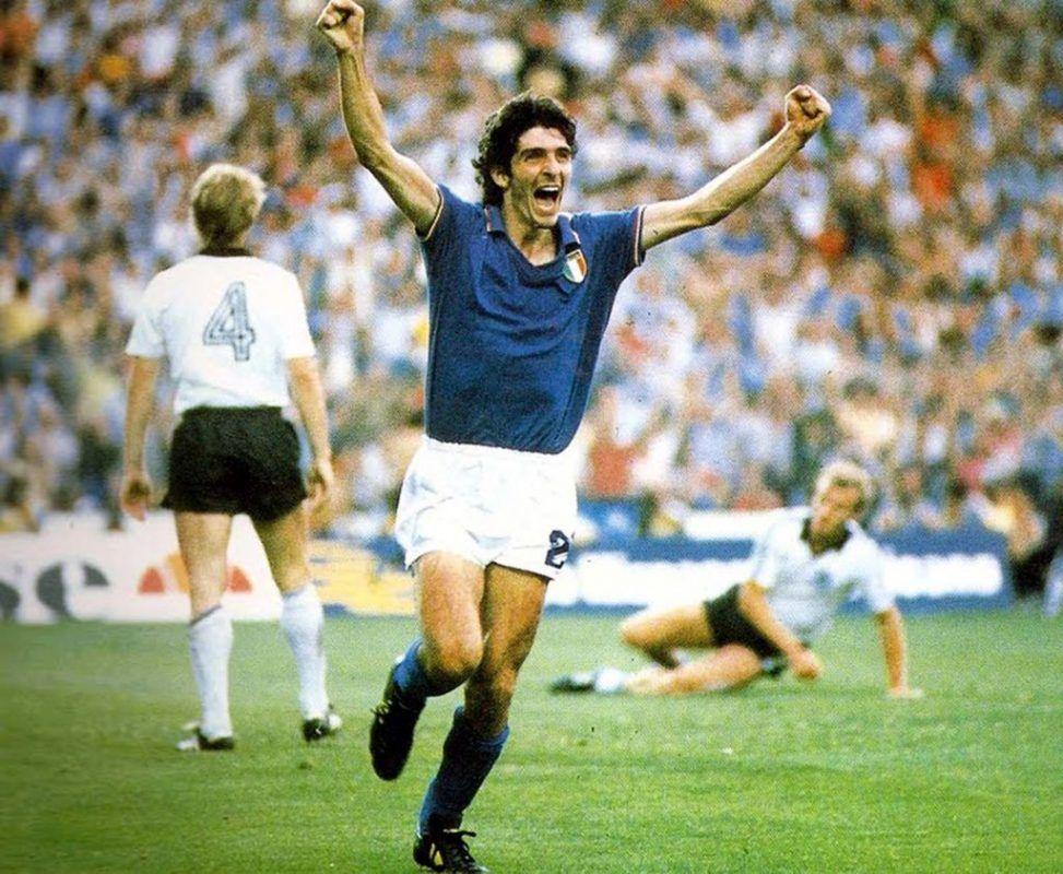 España 1982 Paolo Rossi encumbra a Italia