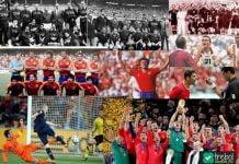 España en los mundiales de fútbol