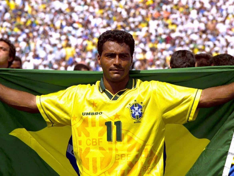 Estados Unidos 1994 La elegancia de Romário conquista el mundial