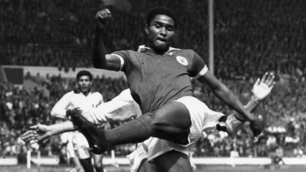 Inglaterra 1966 Eusébio no bastó para que Portugal llegara al título