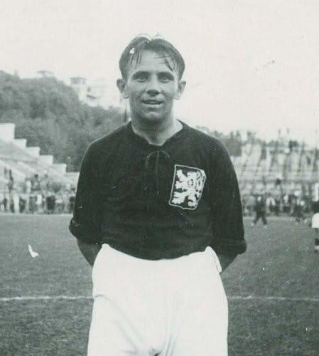 Italia 1934 Oldřich Nejedlý deja a Checoslovaquia cerca de la gloria