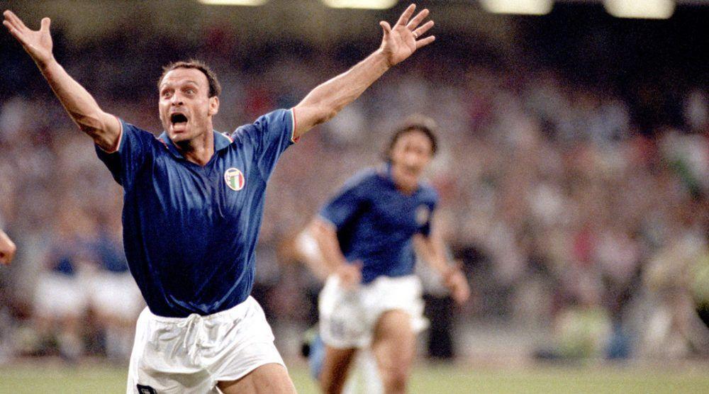 Italia 1990 El desconocido Salvatore Schillaci
