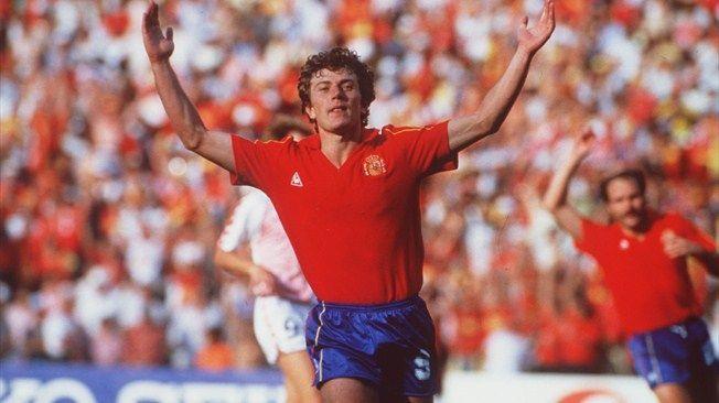 España en México 1986