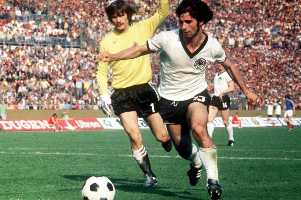 México 1970 Gerd Müller no pudo tener el premio del Mundial