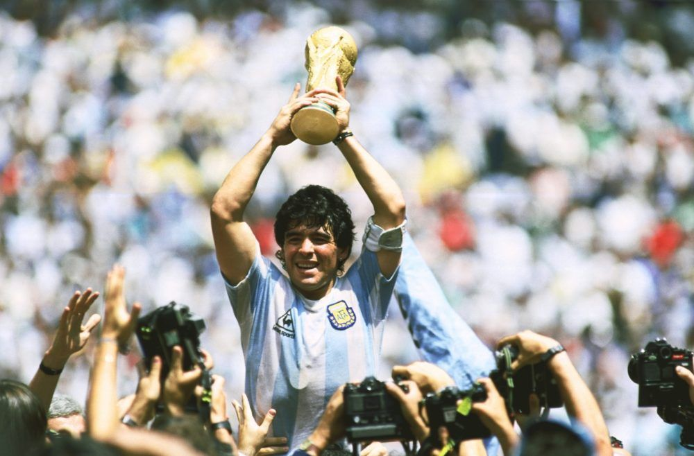 México 1986 La mano de Dios y la jugada de Maradona