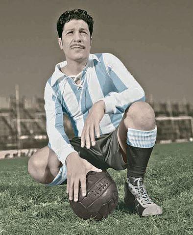 Uruguay 1930 Guillermo Stábile, primer máximo goleador
