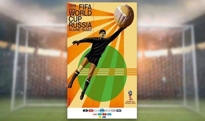 poster mundial de futbol - Mundial de Rusia 2018