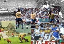 Cinco partidos históricos en mundiales de fútbol