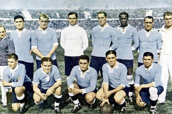 HÉCTOR CASTRO Uruguay 1930