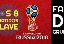 Ocho partidos clave de la fase de grupos del Mundial de Rusia 2018