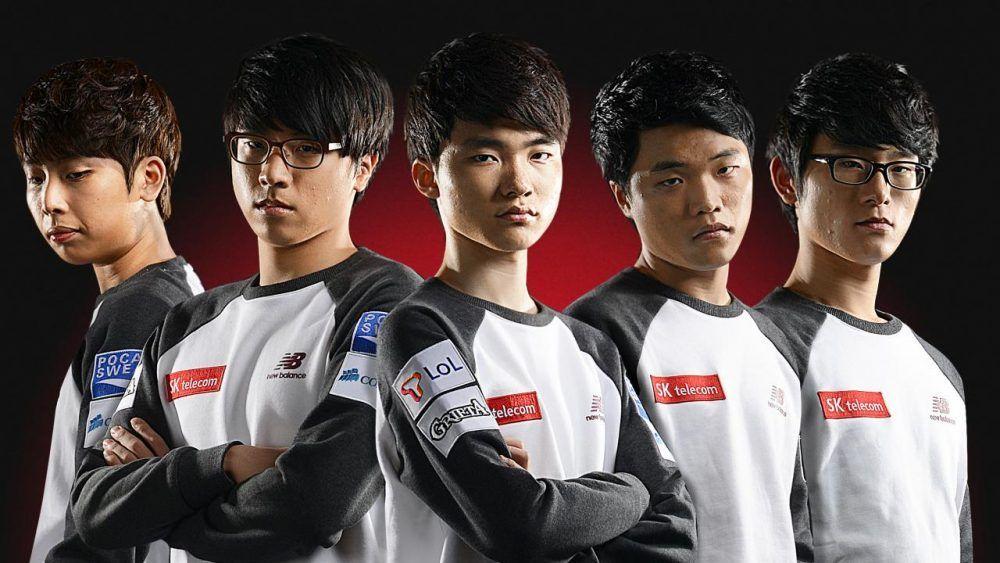 SK Telecom T1 mejor equipo de LoL