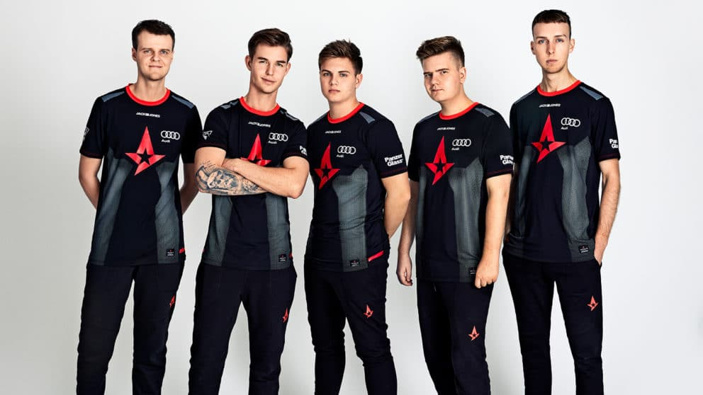 mejor equipo esport Astralis counter strike CSGO