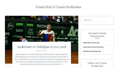 tenis picks