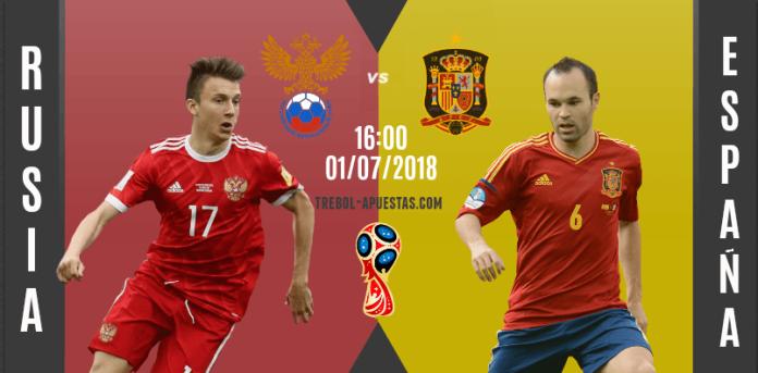 España---Rusia-Mundial-de-Rusia-2018-octavos-de-final