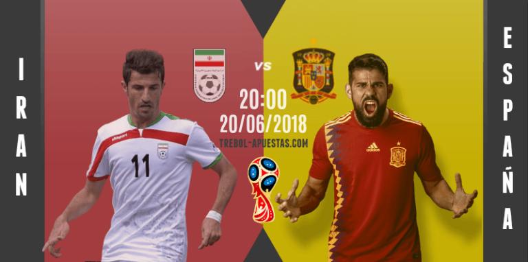 Irán – España: Los de Hierro juegan su primera final en el Mundial de Rusia 2018