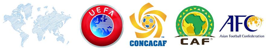 que confederacion se hara con el Mundial de Rusia 2018 de futbol