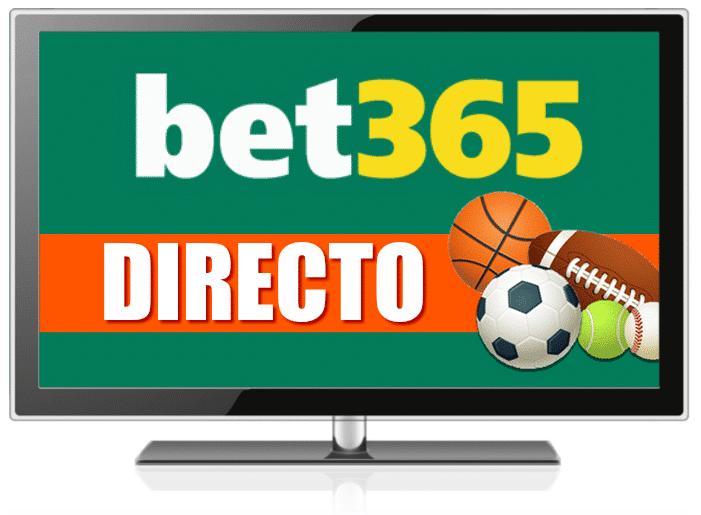 Ver fútbol en Bet365