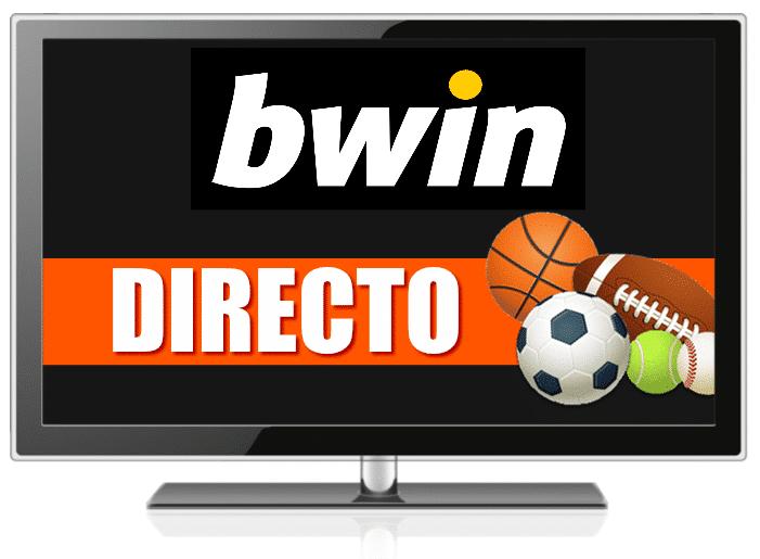 Ver fútbol en Bwin