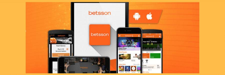 Apuestas y Casino Betsson