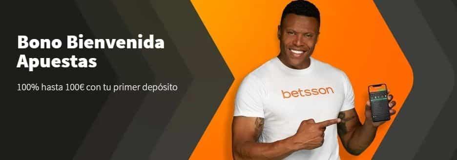 Bono Betsson 150 euros Julio Baptista