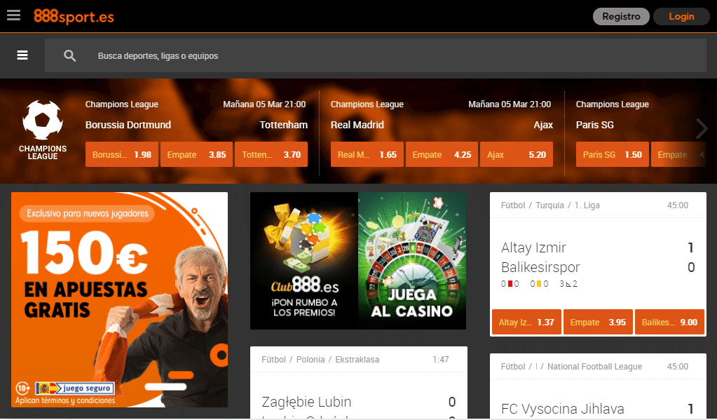 web 888 sport