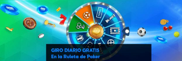 Ruleta 888 poker