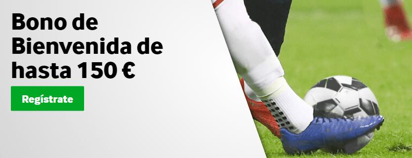 Bono Betway Sports 150 euros Apuestas Deportivas Online