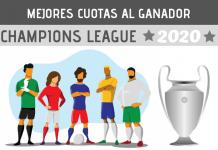 Apuestas al ganador de la Champions League 201920