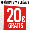 20 euros gratis marca casino