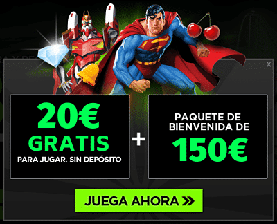 888casino 20 euros gratis