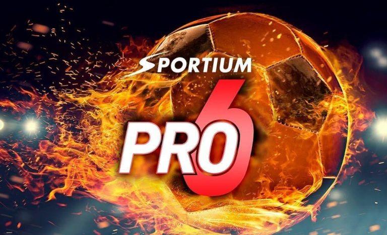 Sportium PRO6 ¡100.000€ en juego cada jornada!