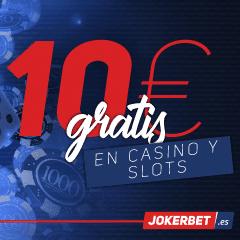 Jokerbet 10 euros gratis