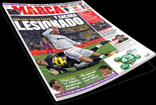 portadas periodicos deportivos españa