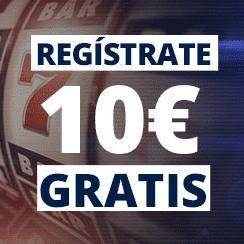 10 euros gratis Sportium Casino
