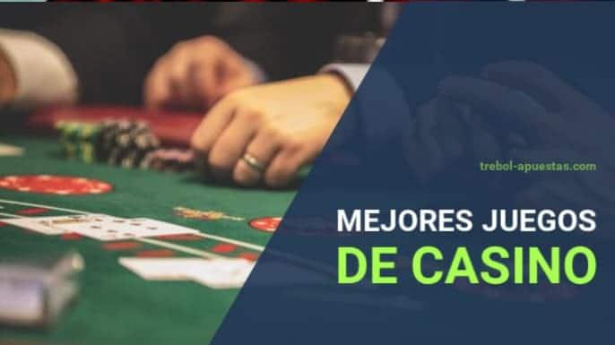 Cuáles son los los mejores juegos de casino y más populares