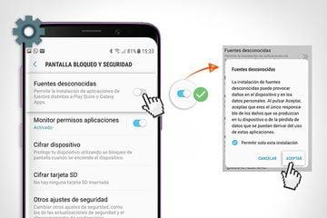 fuentes desconocidas en App de Apuestas