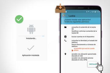 instalar app de apuestas en Android