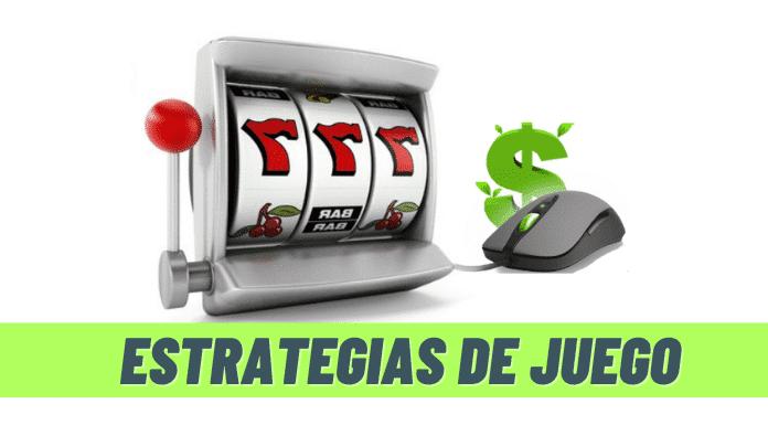 Estrategias para jugar a las tragaperras online
