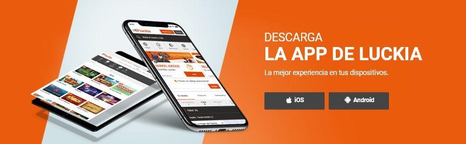 app de casino Luckia casino online
