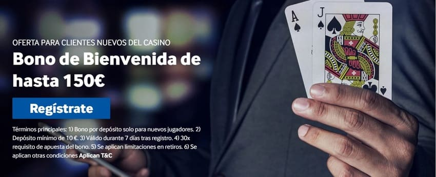bono betway casino
