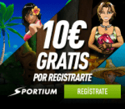 bono sin deposito sportium casino
