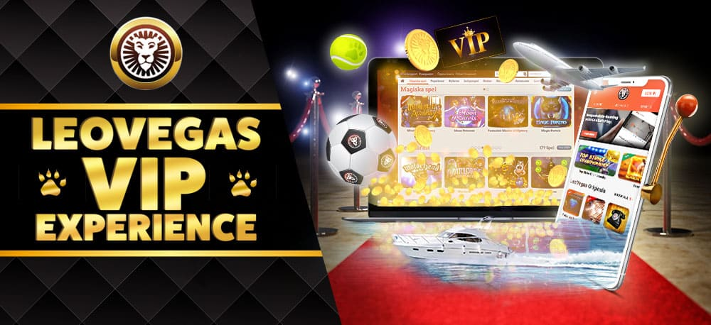Programa VIP LeoVegas Casino
