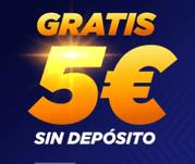 kirolbet casino 5€ gratis para jugar