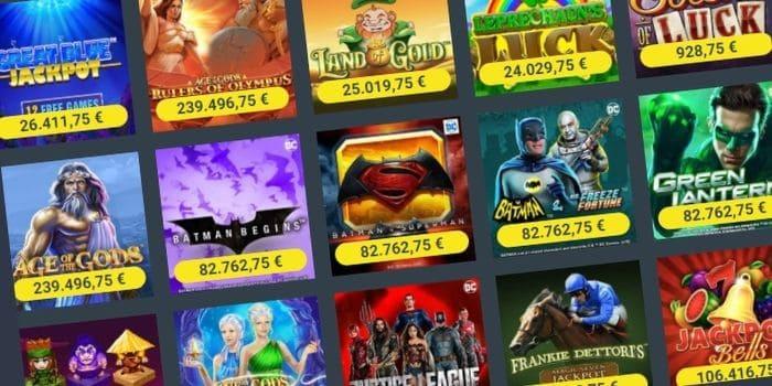 tragaperras y slots codere casino online